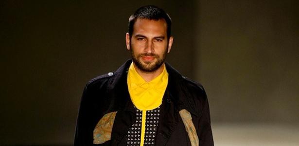 V.Rom desfila coleção Inverno 2011 no 4º dia do SPFW (31/01/2011) - Alexandre schneider/UOL