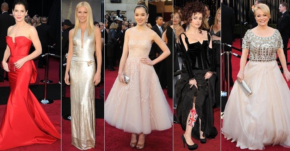 Melhores e piores looks do Oscar 2011