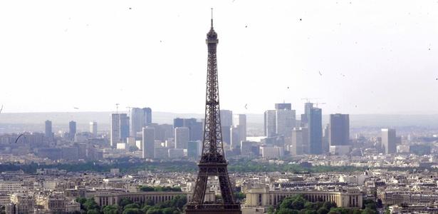 Paris sempre foi um dos destinos mais procurados por recém casados - Brainpix