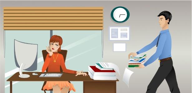 Trabalhar com diferentes tipos de pessoas é rotina. E aprender a lidar com elas é necessário - Thinkstock