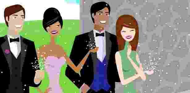 Cada convidado tem um custo para a festa e é preciso ter em mente qual é o orçamento disponível - Think Stock