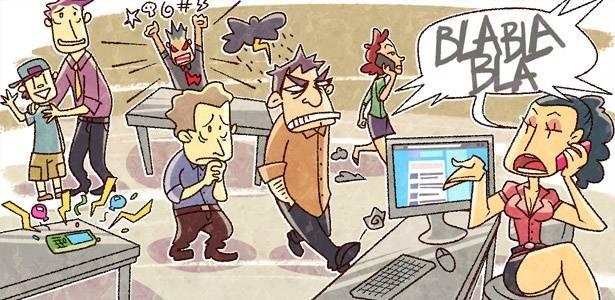 Por mais descontraído que seja o ambiente de trabalho, certas regras precisam ser seguidas