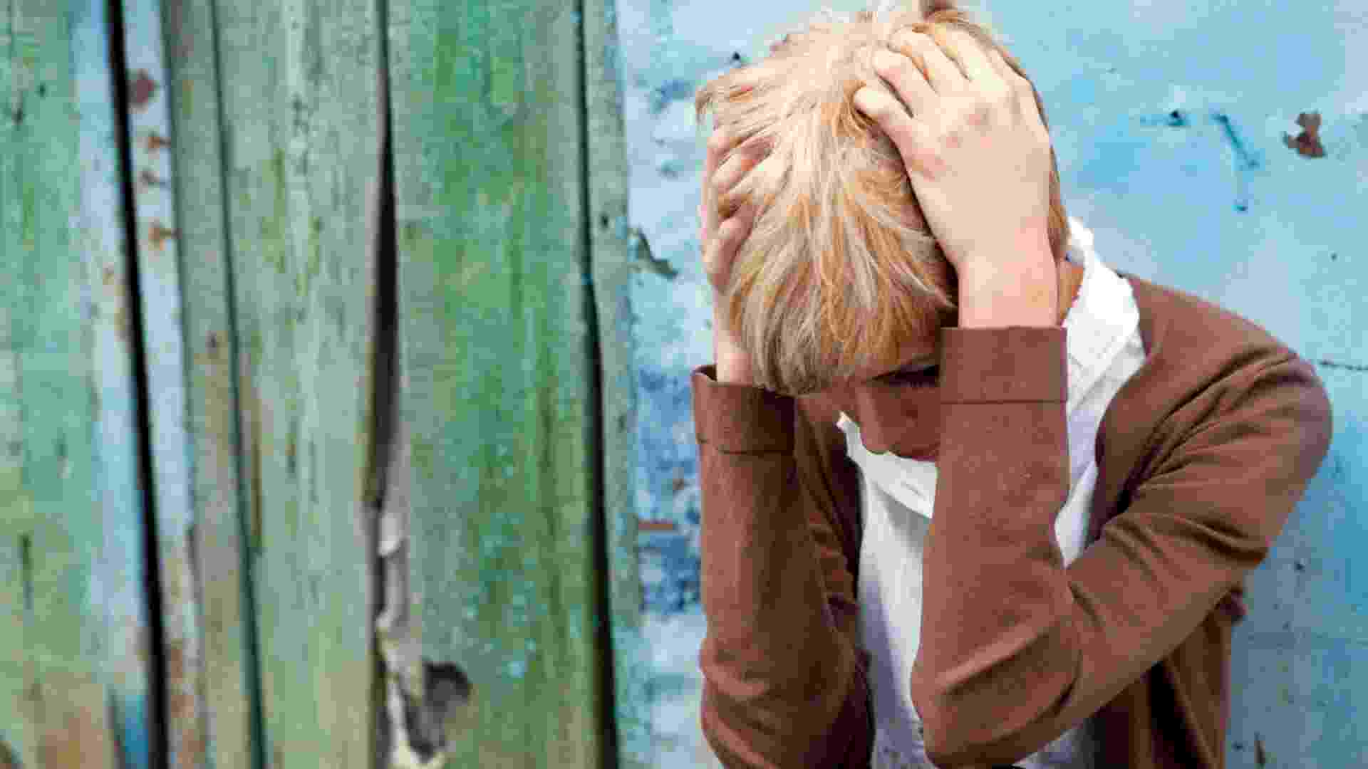 Imagem ilustrativa para arrependimento, remorso, raiva, tristeza - Thinkstock