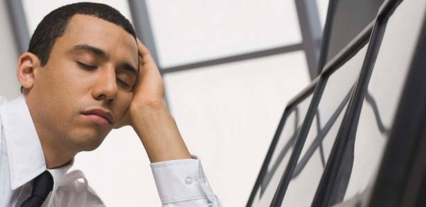 O sono tem tanta influência quanto a alimentação: quando não vai bem, surge um efeito cascata que leva à deterioração progressiva do organismo gerando problemas de saúde - Thinkstock