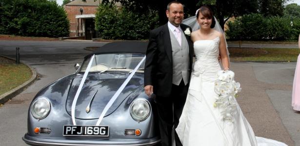 Megan gastou cerca de R$ 10 mil com a transformação do carro - SWNS