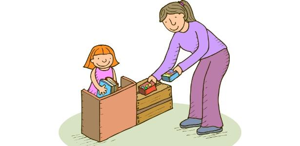 Babá, professora ou parente? A escolha de com quem deixar a criança deve ser feita com consciência - Thinkstock