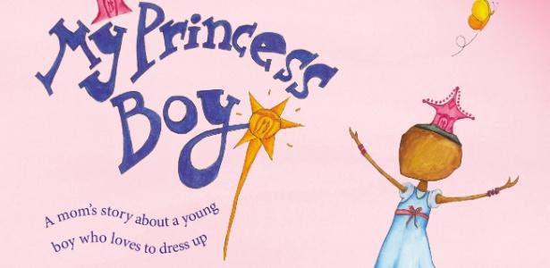 """Livro """"My Princess Boy"""", de Cheryl Kilodavis, narra vida de caçula que adorava se vestir como princesa - Divulgação"""
