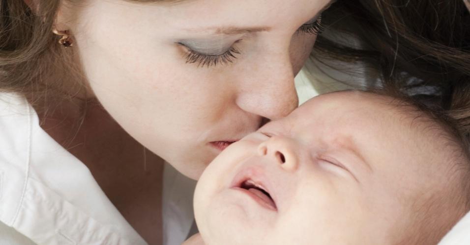 Conexão entre mãe e filho ajuda a identificar o significado dos choros