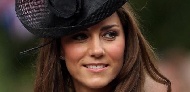 Kate Middleton na cerimônia da Trooping of Colour, em Londres - Getty Images