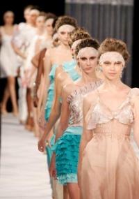 Sis Couture mostra coleção de Inverno 2010 em Fortaleza, no Dragão Fashion Brasil (27/04/2010)
