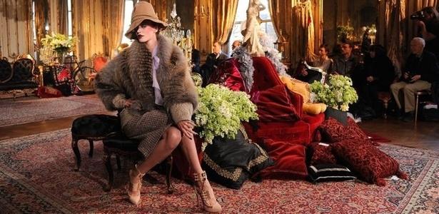 John Galliano apresenta coleção Inverno 2011 na semana de moda de Paris (06/03/2011) - Getty Umages