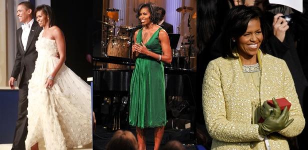 Michelle Obama está na lista das mulheres mais elegantes do mundo