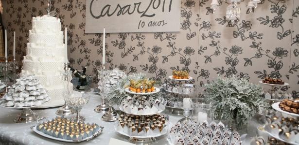 A feira reúne as novidades e tendências para quem está organizando seu casamento - Monalisa Lins/UOL
