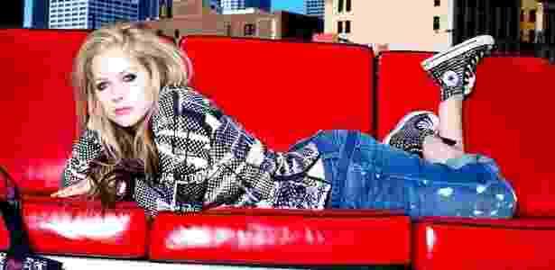 Campanha da marca de Avril Lavigne, Abbey Dawn - Divulgação