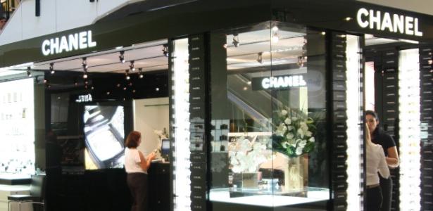 Chanel está entre as grifes prediletas da classe A paulistana - Julia Moraes/Folhapress