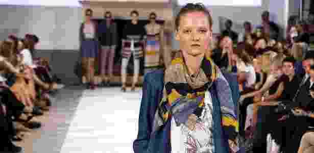 Desfile da Hugo Boss na Semana de moda de Copenhague (05.08.2011) - EFE