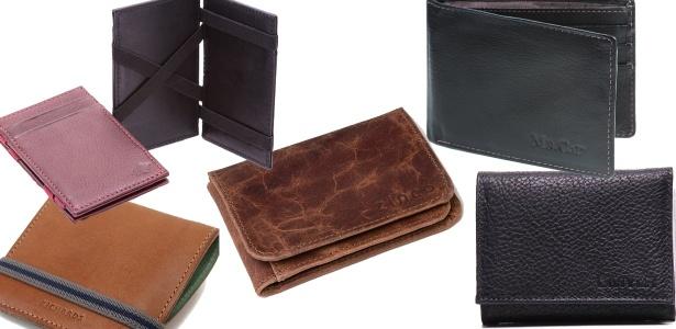 30bec0289 Veja dez dicas para deixar a carteira em ordem e escolha o modelo ...