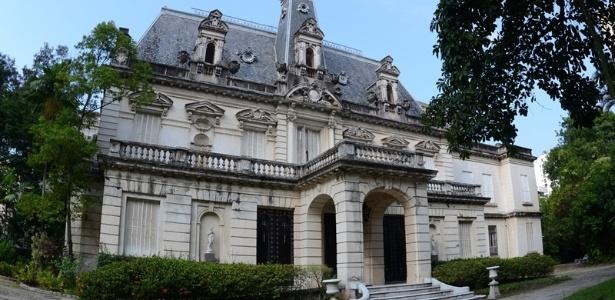 A Casa Firjan da Indústria Criativa, antigo Palacete Linneo de Paula Machado, é sede do Rio Prêt-à-Porter - Divulgação