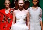 Cores quentes e tecidos leves marcam tendências outono-inverno do Fashion Rio - Alexandre Schneider/UOL