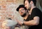 Cabelereiro dá dicas quentes para 3 tipos de cabelos - Helio Motta/UOL