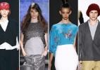 Desvende o penúltimo dia de Fashion Rio em cinco looks - Alexandre Schneider/UOL