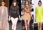 Para deixar a moda mais simples: entenda o último dia do Fashion Rio em cinco looks - Alexandre Schneider/UOL