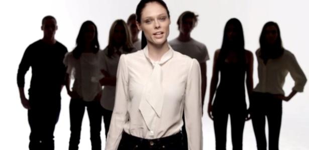 Entre os nomes de peso que apoiam a Aliança de Modelos está a top canadense Coco Rocha - Reprodução