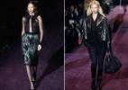 Vampirismo da Gucci e plumas da Alberta Ferretti abrem temporada de moda de Milão - Getty Images