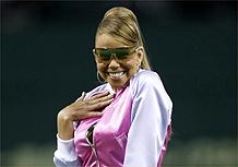 Mariah Carey, que tem canção nos canais de músicas românticas