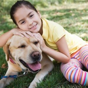 Ter um animal de estimação pode ajudar a superar experiências negativas - Thinkstock