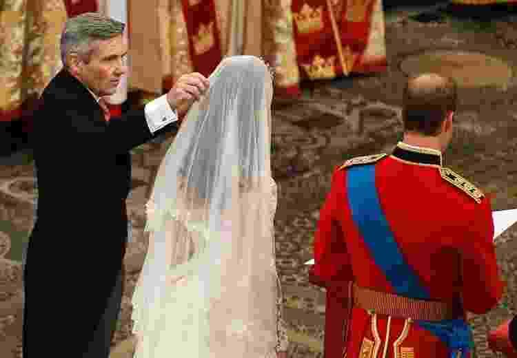 O casamento de Kate Middleton com o príncipe William - Brainpix