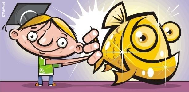 """Aprenda a """"vender o seu peixe"""" para aumentar suas chances no tão concorrido mercado de trabalho - Stefan/UOL"""