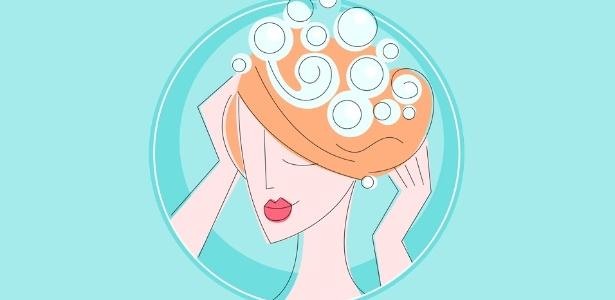 Você lava seus cabelos corretamente? Veja as dicas do especialista e compare com seus hábitos - Thinkstock