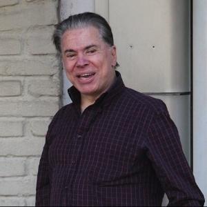 O empresário e apresentador Silvio Santos