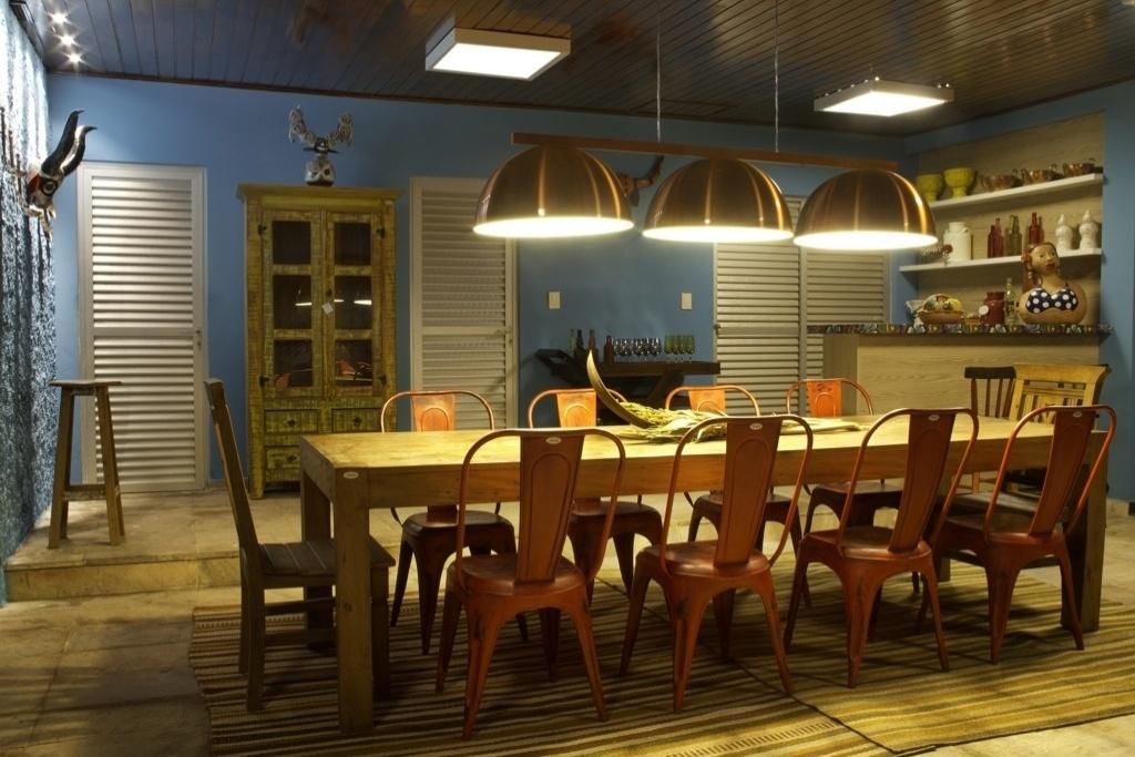 Morar Mais por Menos - Goiás - 2012. Restaurante - arquitetos Fábio Guedes e Julianny Xavier