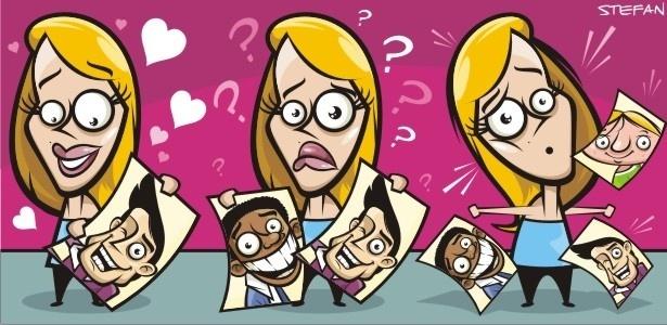 Não há par ideal: antes de se relacionar, é importante questionar o que realmente espera do parceiro - Stefan/UOL
