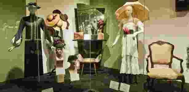 Museu da Moda em Canela expõe réplicas de roupas usadas em diferentes épocas - Divulgação