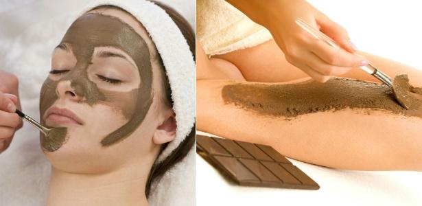 O cacau é ingrediente de tratamento de beleza e pode ser usado em máscaras para o rosto e o corpo - Thinkstock