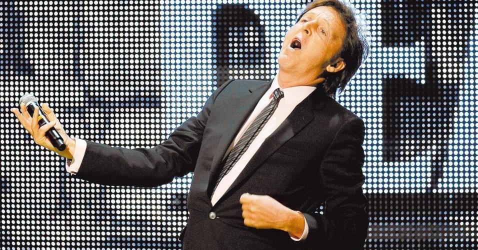 Paul McCartney faz