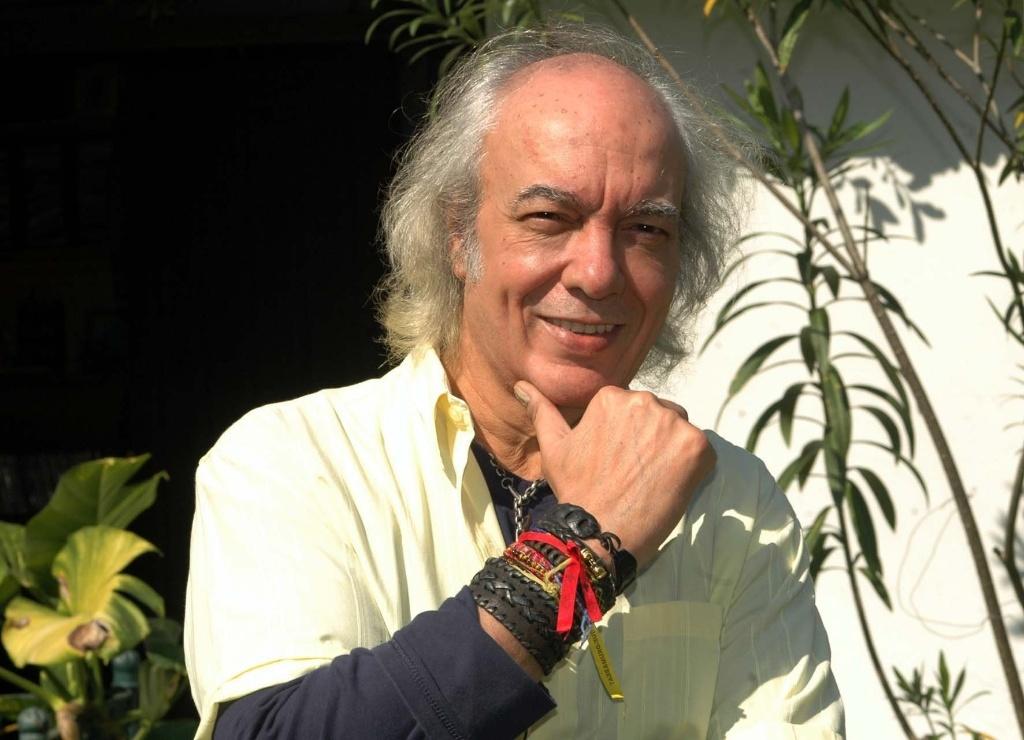 Erasmo Carlos em sua casa na Barra da Tijuca, no Rio de Janeiro (02/05/2007)