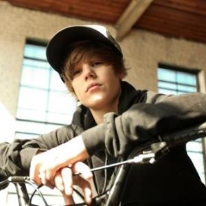 O cantor canadense Justin Bieber