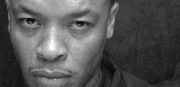 O rapper e produtor norte-americano Dr. Dre