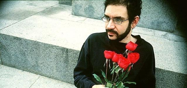 O cantor e compositor Renato Russo