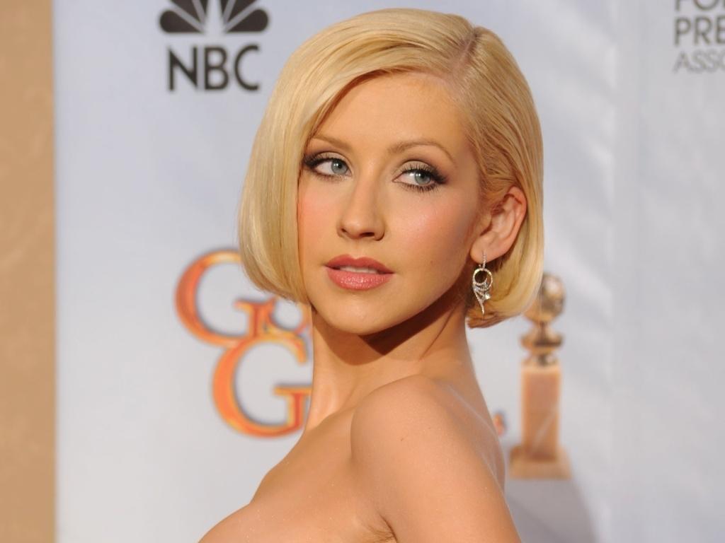 Christina Aguilera em Beverly Hills, California (17/01/2010)