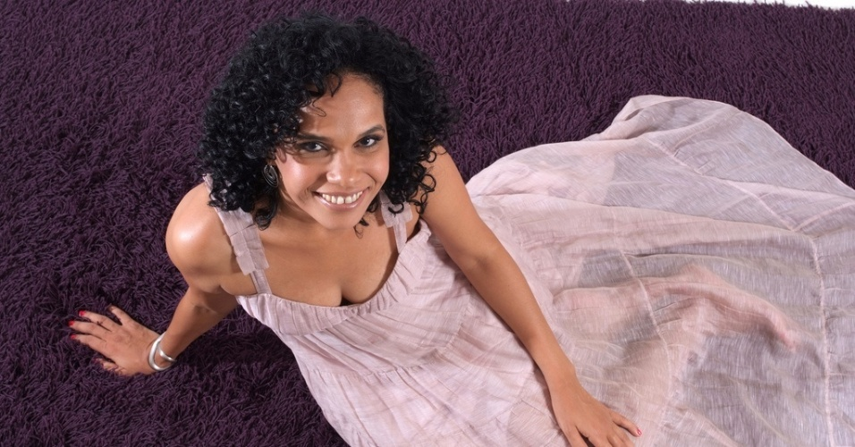 A sambista carioca Teresa Cristina