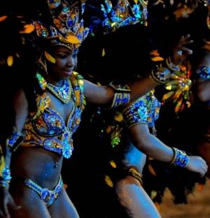 Unidos da Tijuca faz show na Festa do Peão de Barretos, na sexta-feira (20/08/2010)