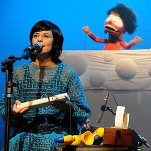Fernanda Takai, vocalista do Pato Fu, uma das atrações da programação inaugural da unidade Belenzinho do Sesc em São Paulo - Gabi Lima / Divulgação