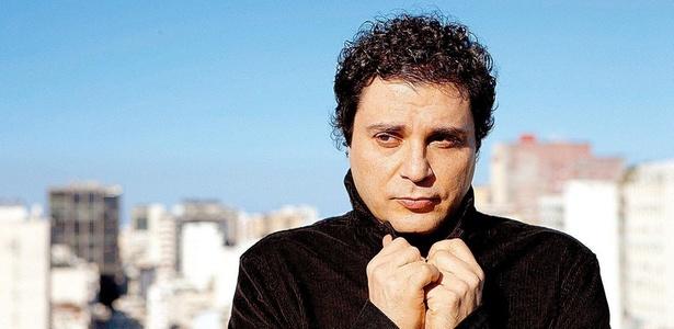 O cantor Frejat se apresenta no domingo (17) durante a 7ª Virada Cultural - Christian Gaul / Divulgação