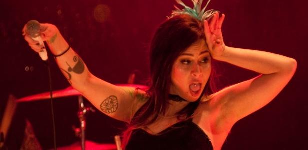 Pitty em show no Rio de Janeiro (18/12/2010) - Maria Elisa Franco/UOL