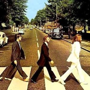 Capa do disco Abbey Road, dos Beatles,